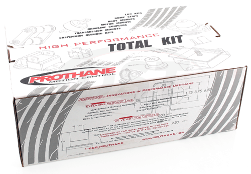 Prothane Rear End Bushing Rebuild Kit