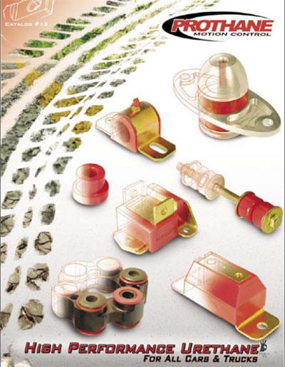 Prothane 2012 Catalog