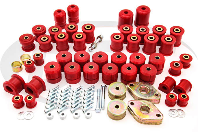 prothane polyurethane bushing total kit