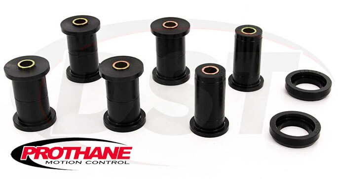 prothane rear leaf spring bushings