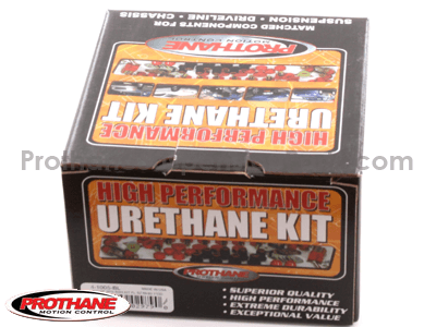 41005_rear Rear Leaf Spring Eye Bushings Kit - 1 Inch