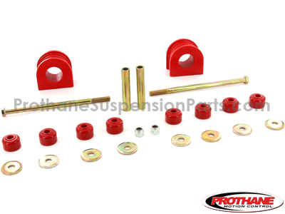 61144 Front Sway Bar Bushings and Endlinks - 2WD - 32mm (1.25 inch)