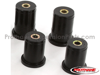 6302 Rear Control Arm Bushings - Front Lower Oval Bushing