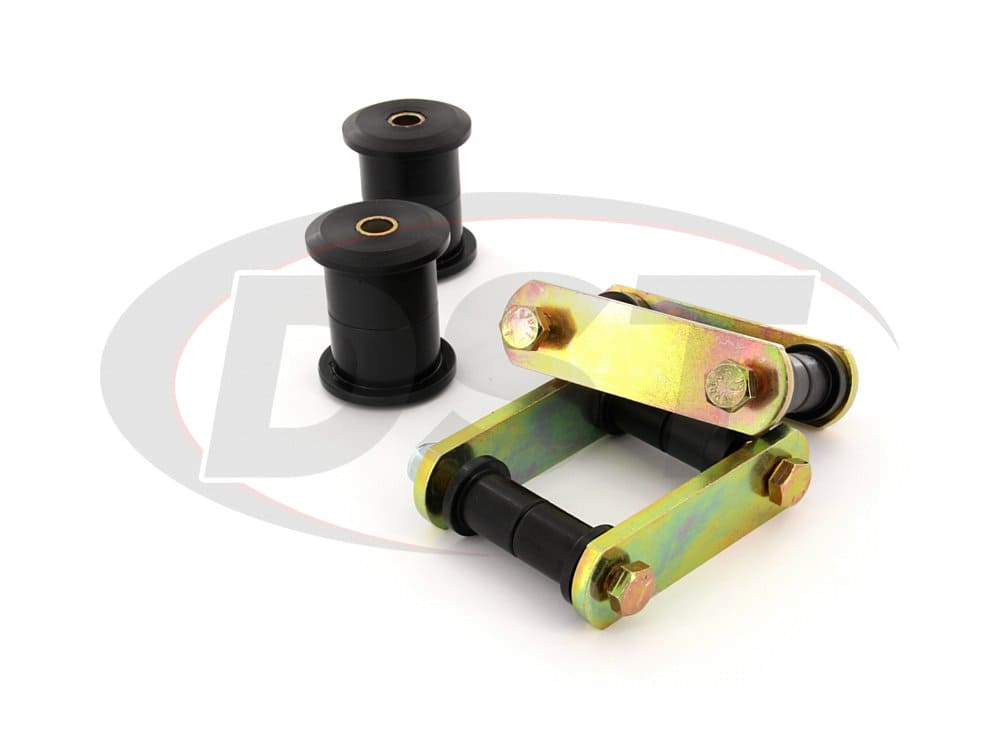 11012 Rear Leaf Spring Bushings and Shackles