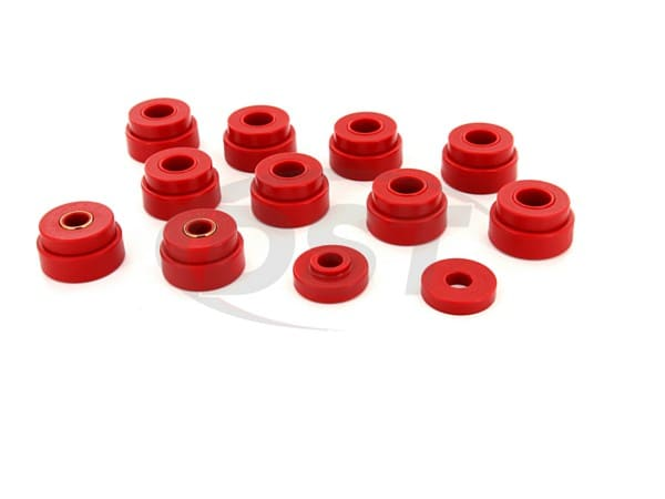 1102 Body Mount Bushings and Radiator Support Bushings