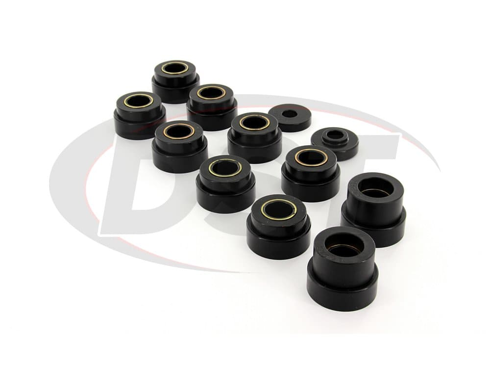 1103 Body Mount Bushings and Radiator Support Bushings
