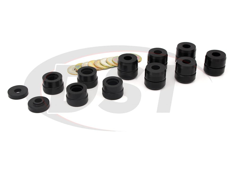 1105 Body Mount Bushings and Radiator Support Bushings