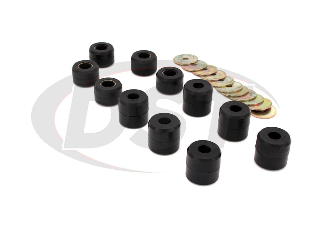 1107 Body Mount Bushings and Radiator Support Bushings