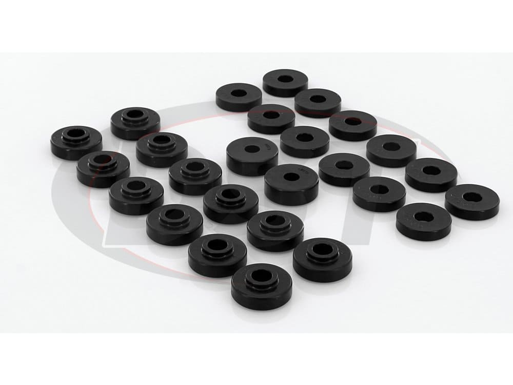 1108 Body Mounts Bushings