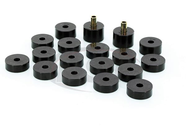 1109 Body Mounts Bushings Kit