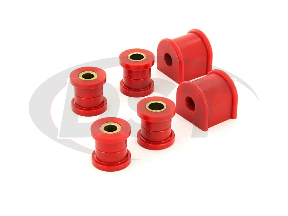 11114 Rear Sway Bar and Endlink Bushings - 14.28mm (9/16 Inch)