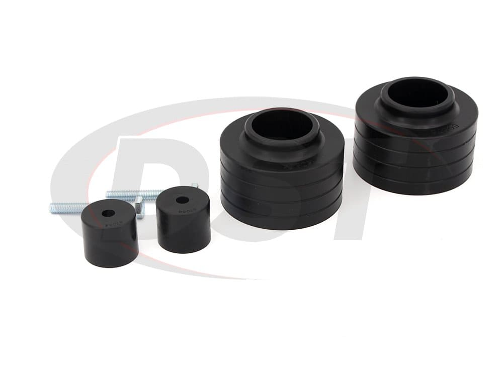 11703 Front Coil Spring Lift Isolators - Tall