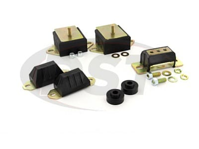 Prothane Motor Mounts for CJ5, CJ7, Scrambler