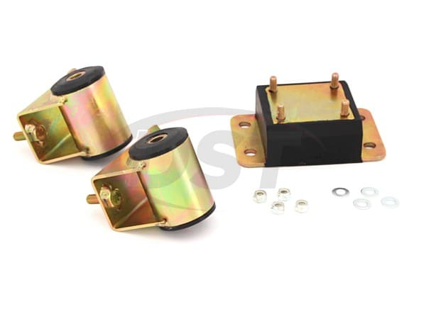 Motor and Transmission Mount Combo - 6 Cyl