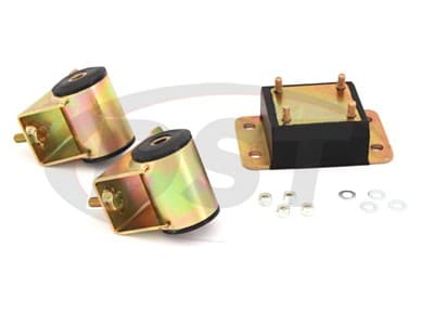 Prothane Motor Mounts for Wrangler