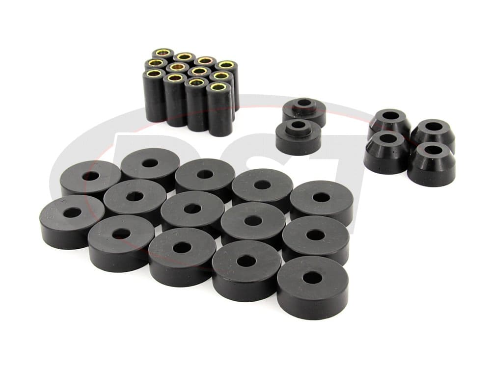 12001 Complete Bushing Replacement Kit - Jeep CJ5 55-73