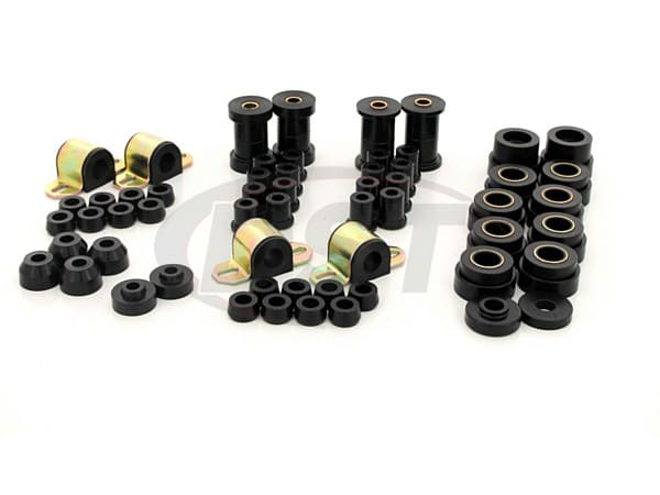 Complete Suspension Bushing Kit - Jeep CJ5 and CJ7 80-86