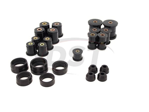 Complete Suspension Bushing Kit - Jeep Cherokee 84-01