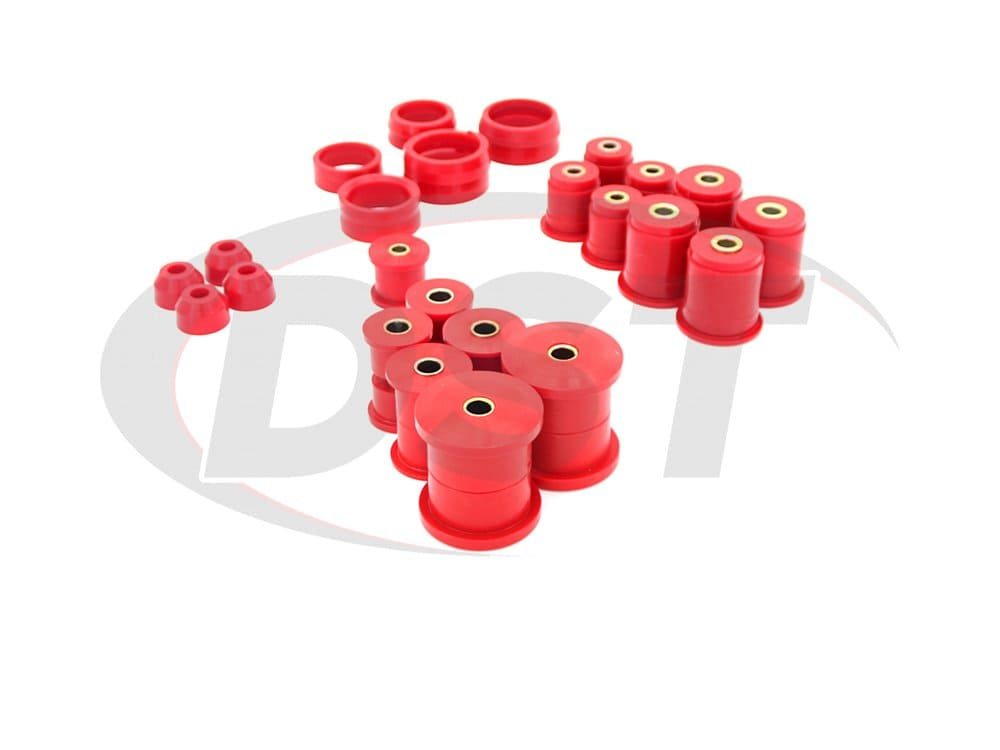 12004 Complete Suspension Bushing Kit - Jeep Cherokee 84-01
