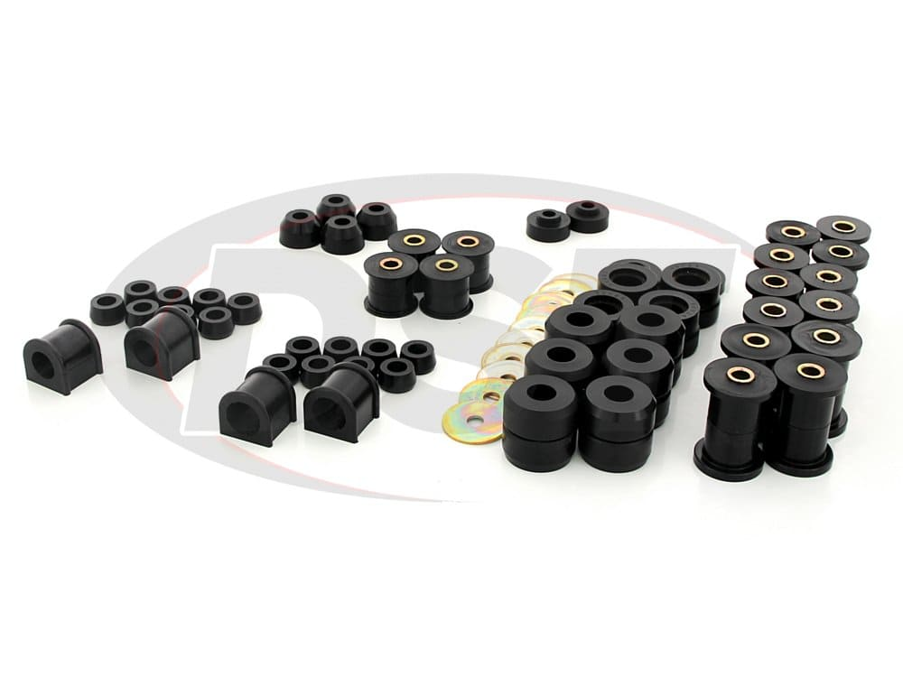 12005 Complete Suspension Bushing Kit - Jeep Wrangler YJ 87-95