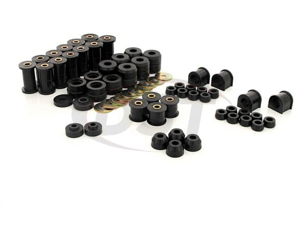 12005 Complete Suspension Bushing Kit - Jeep Wrangler YJ 87-95 Thumbnail