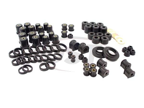 Complete Suspension Bushing Kit - Jeep Wrangler TJ 97-06