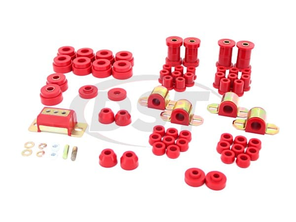 12007 Complete Suspension Bushing Kit - Jeep CJ5 - CJ7 76-79 Thumbnail
