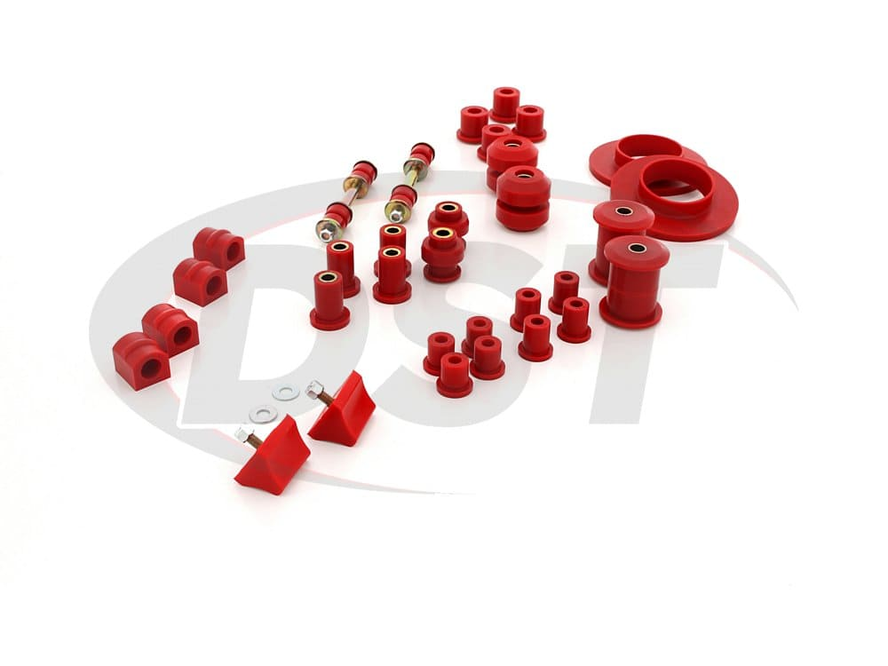 12011 Complete Suspension Bushing Kit - AMC 70-83