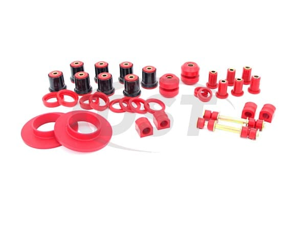 12012 Complete Suspension Bushing Kit - AMC 70-78