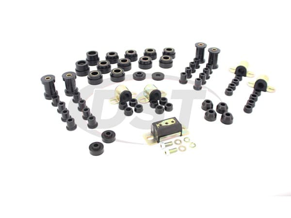 12014 Complete Suspension Bushing Kit - Jeep CJ8 Scrambler 81-86