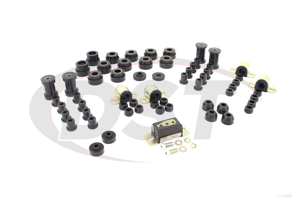 complete suspension bushing kit