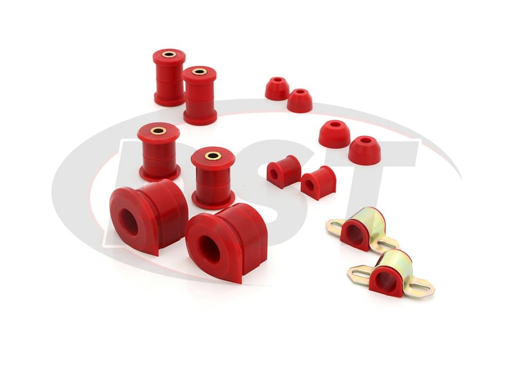 122001 Complete Suspension Bushing Kit - Mazda RX7 86-91