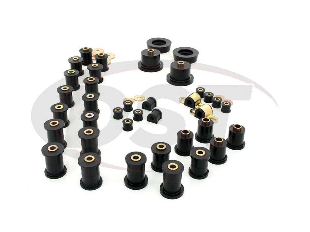 122002 Complete Suspension Bushing Kit - Mazda Miata MX5 90-97