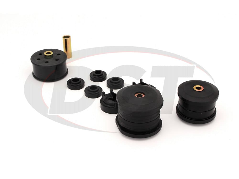 131904 Motor Mount Inserts - 4 Mount Set - 4Cyl Models
