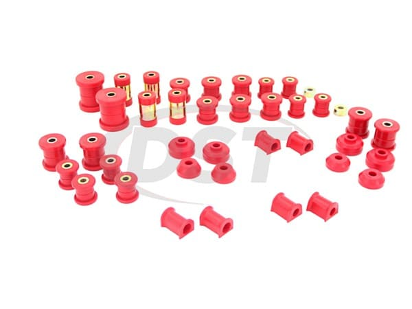 132001 Complete Suspension Bushing Kit - Mitsubishi Eclipse 95-99