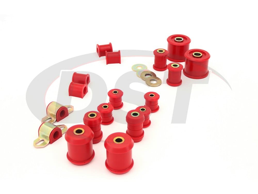 132002 Complete Suspension Bushing Kit - Mitsubishi Eclipse 00-05