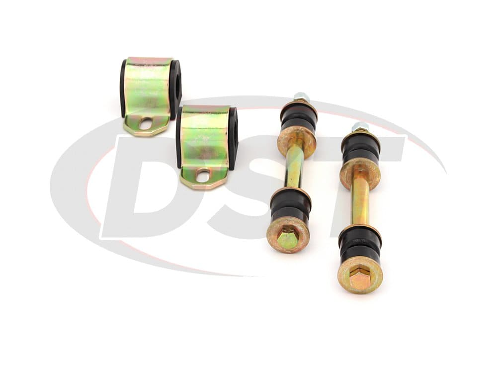 141101 Front Sway Bar Bushings and Endlinks - 21mm (0.82 inch)