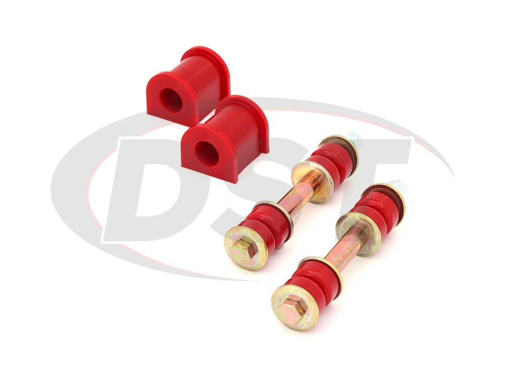 141106 Complete Front Sway Bar Bushings and Endlink Set - 20mm (0.78 inch)