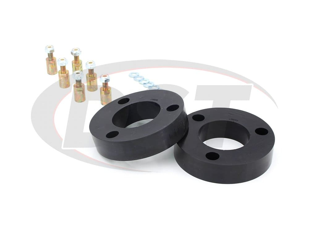141701 Front Coil Spring Spacers - 2 Inch
