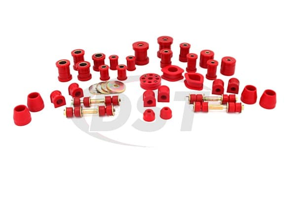 142001 Complete Suspension Bushing Kit - Nissan 240Z 70-73