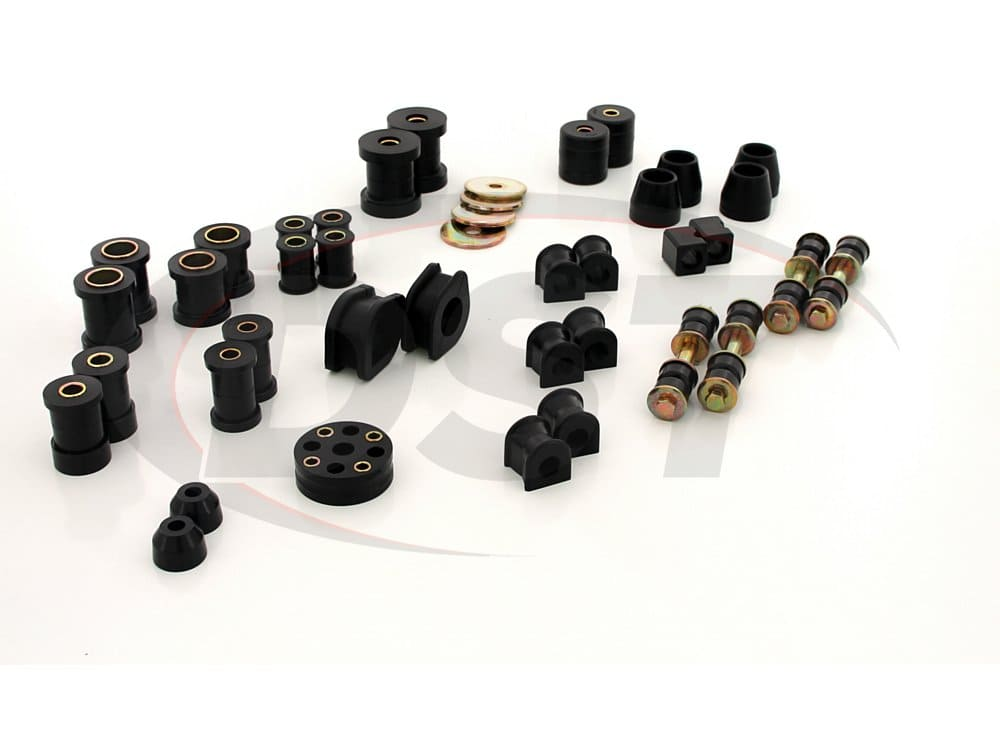 142002 Complete Suspension Bushing Kit - Nissan 260Z and 280Z 74-78