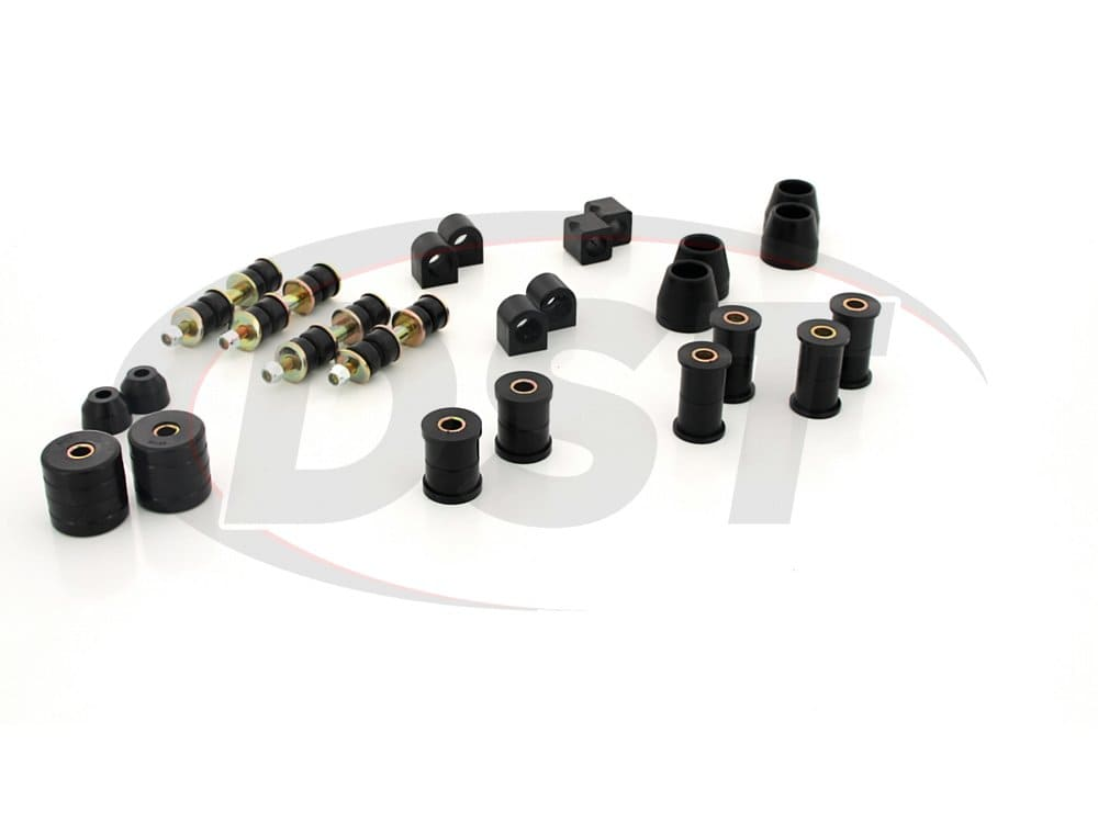 142003 Complete Suspension Bushing Kit - Nissan 280ZX 79-83