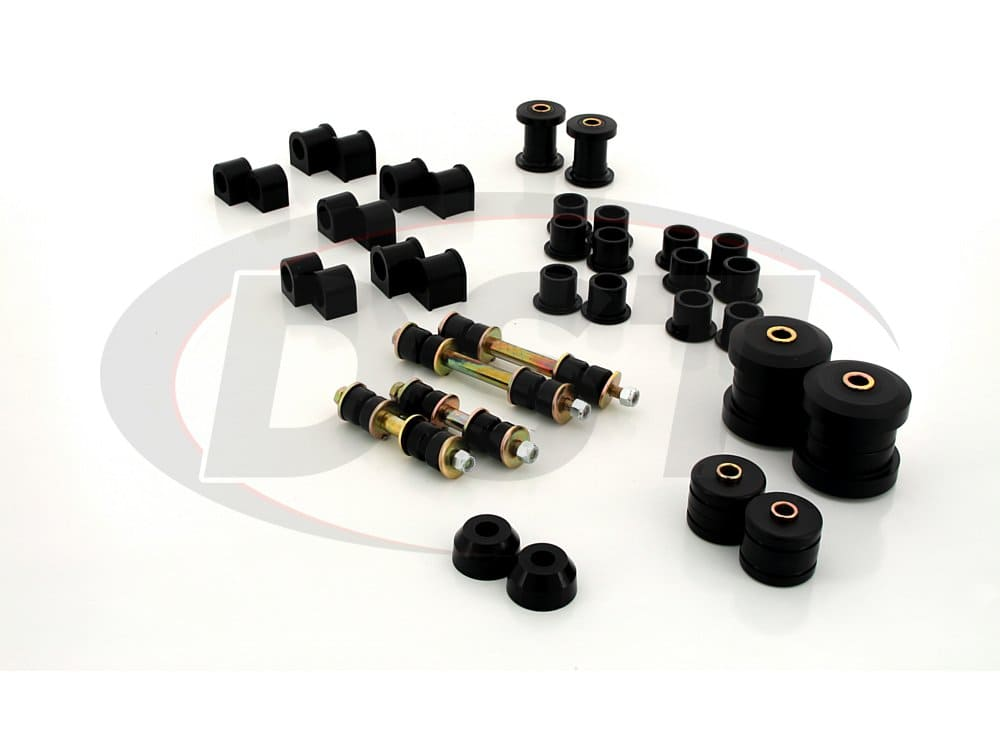 142004 Complete Suspension Bushing Kit - Nissan 300ZX 84-89