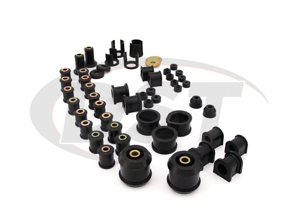 142005 Complete Suspension Bushing Kit - Nissan 240SX 89-94