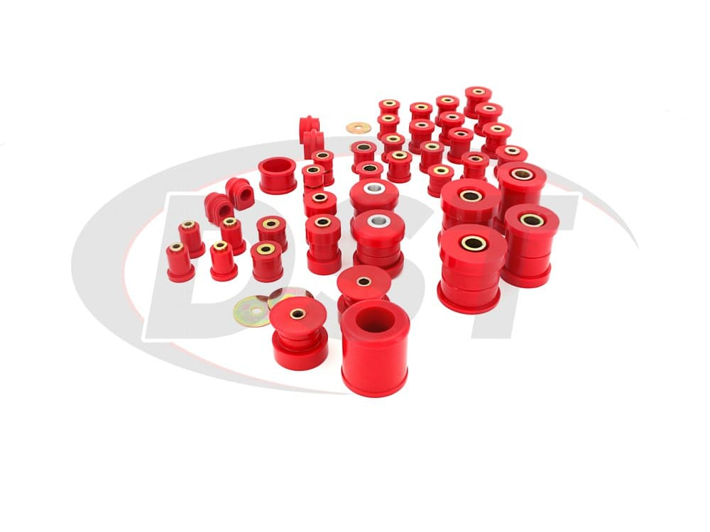142007 Complete Suspension Bushing Kit - Nissan 350Z 03-09