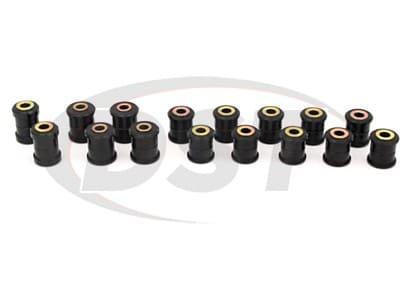 Prothane Rear Control Arm Bushings for 240SX