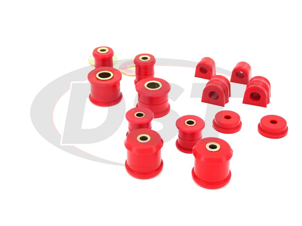 162001 Complete Suspension Bushing Kit - Subaru Impreza WRX 98-06