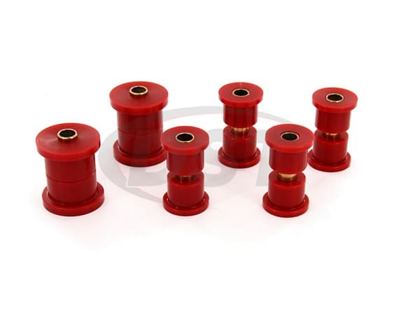 171002 Front Leaf Spring Bushings - for use with Aftermarket Shackles