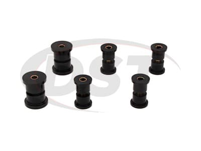 Prothane Front Leaf Spring Bushings for Samurai