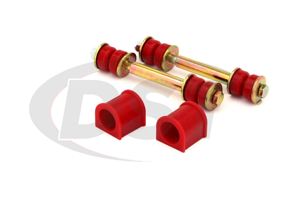 181108 Front Sway Bar Bushings and Endlinks - 24mm (0.94 inch)